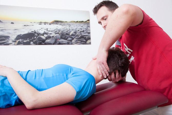 Chiropraktik Naturheilpraxis David Charitos